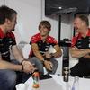 В Москве состоялась вечеринка российской гоночной команды Marussia F1