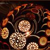 Светильники из тыквы от Calabarte