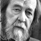 Умер Александр Солженицын