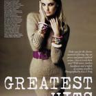 Vogue UK – October 2009 – Greatest Hit