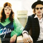 Depp&Paradis by Chris Craymer