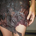 Платье из вина