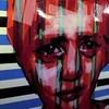 Граффити скотчем (видео-мастер-класс) tape art
