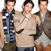 Кампания: Терри Ричардсон, Тони Уорд и другие для H&M