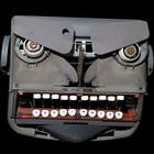 Джереми Майер- скульптуры из пишущих машинок