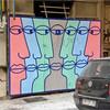 Стрит-арт и граффити Афин, Греция