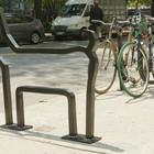 Стойки для велосипедов от основателя Talking Heads
