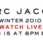 MARC JACOBS FW 2010 WATCH LIVE!