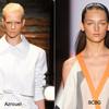 Модные причеси с показов NYFW весна-лето 2012