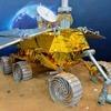Китайский луноход прислал первые фотографии