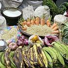 Проект фотографа Петера Менцеля что едят на Земле