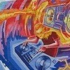 Граффитчики Pepsi освежили спортплощадку в Одессе