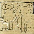 Человек и кот. диалоги о повседневном