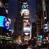 Occupy NY: Искусство вместо рекламы на Таймс-Сквер