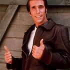 "Fonzie ""You're OK, Cunningham, you're OK"""