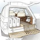 Яхт-дизайн внедорожника Range Rover Superyacht