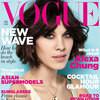 Обложки Vogue: Британия и Италия