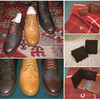 BROGUES BY FRED PERRY