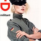 Кейт Мосс, на обложках главных модных журналов планеты