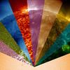 NASA  представила необычную визуализацию солнца