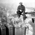 Не бояться высоты.?