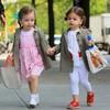 Маленькие модницы  =)