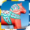 Швеция: Самый отвязный шведский праздник и озеро Сильян в лесной провинции Даларна