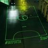 Nike представила лазерную разметку футбольного поля