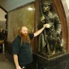 Приключения Jan'a Welch'a в Москве