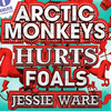 Arctic Monkeys, Hurts, Foals и Джесси Уэйр приедут в Москву