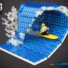 48 креативных LEGO творений