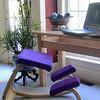 Современный образ жизни создает новый вид стульев