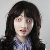Люди в пугающих масках наглядно показали последствия курения