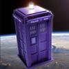 Машину времени ТАРДИС «Доктора Кто» запустят в космос