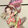 Кампания: Нимуэ Смит для Carven SS 2012