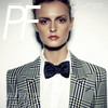 Обложки: Dossier, Flare и Playing Fashion