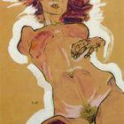 Эгон Шиле. Эротика в искусстве живописи и рисунка