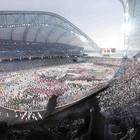 Архитектурные амбиции России для ЧМ по футболу 2018-22