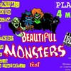 "4 марта - ""BEAUTIFUL MONSTERS fest""!"
