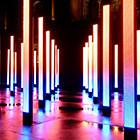 UVA, подсветка канадских мостов и другие инсталляции