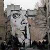 Стрит-арт центра Парижа