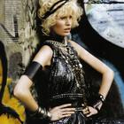 Каролин Винберг для октябрьского Elle Italia