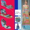 Тренды «Весна-Лето 2012»: синие сумерки High Street
