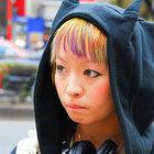 Визуальное питание на улицах Японии