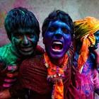 Яркие краски Индии