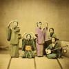 «Широкий ремень» или традиционные японские пояса Оби и Маваси