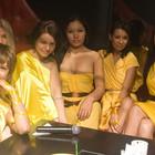 Дебютная коллекция платьев модельера Diana Siruk