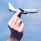 А ты, улетающий в даль самолет