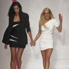 Линдсей Лохан провалилась на Неделе Моды в Париже