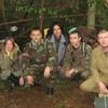 Как я выжила в походе в диком лесу